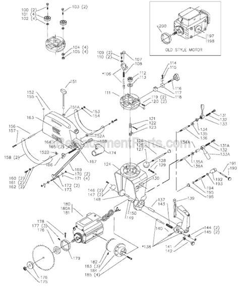 wiring diagram for delta radial arm saw wiring diagram