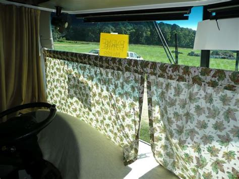 rv windshield curtains windshield curtains rv info fun pinterest