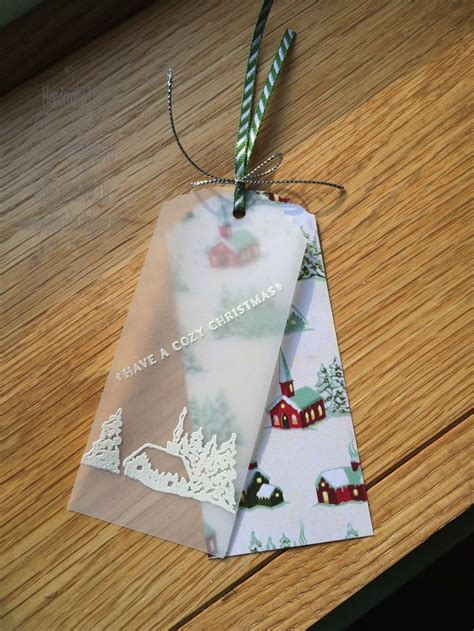 Handmade Gift Tag Ideas - best 25 tag ideas on gift