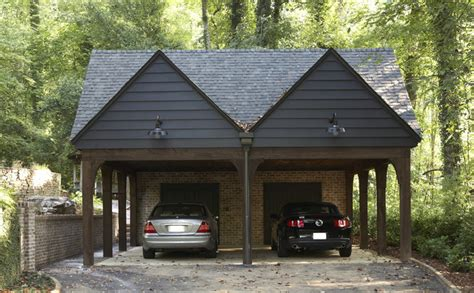 Garage Plans Cost To Build solid shelter contemporary garage birmingham by