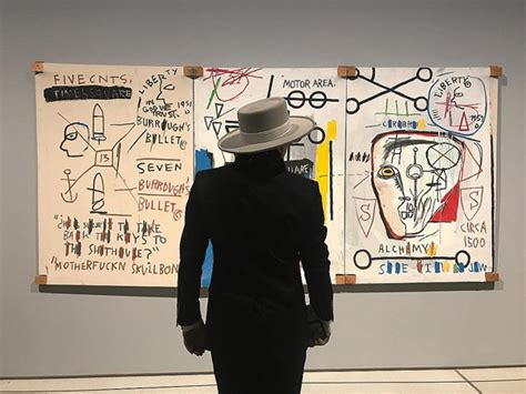 libro basquiat boom for real 巴斯奎特 伦敦个展 boom for real 图集 艺术壮士 艺术自媒体