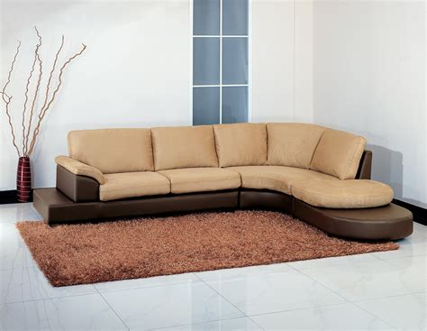 abbyson living charlotte beige sectional sofa and ottoman abbyson living charlotte beige sectional sofa and ottoman