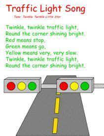 light song traffic light song best of back to school starting the