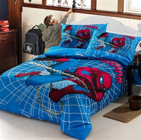 boys bedroom bedding sets superhero bedding sets homesfeed