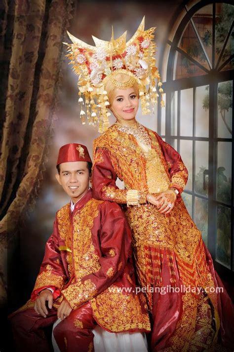 Baju Daerah Sumatra pakaian adat sumatera barat 187 perpustakaan digital budaya indonesia