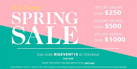 event layout sle shopbop spring sale hot beauty health