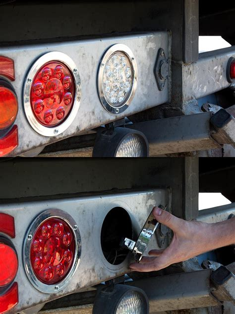 led truck and trailer lights 4 quot led brake turn
