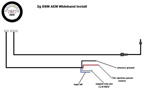 aem air fuel wiring diagram wiring diagram and