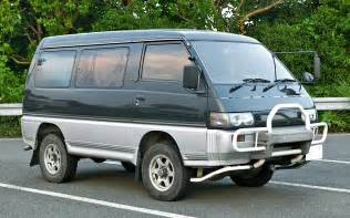 Mitsubishi Delica Review Mitsubishi Delica Review And Photos