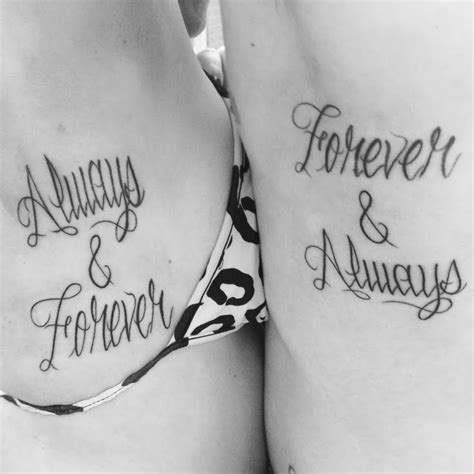 matching tattoos for couples in love an awesome idea for your quotes