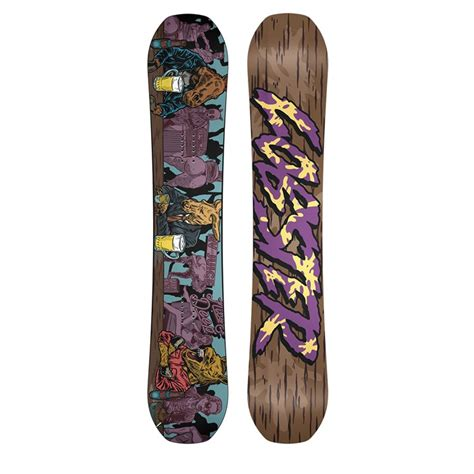 best freestyle snowboards lobster freestyle snowboard 2016 evo