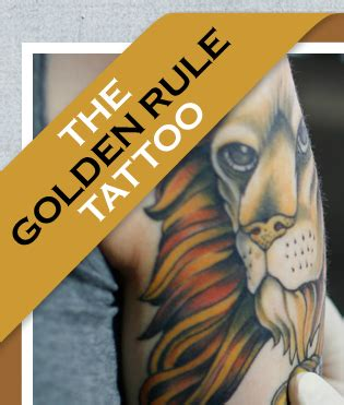 golden rule tattoo the golden rule studio
