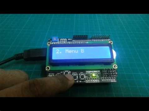 arduino tutorial menu arduino tree menu videolike