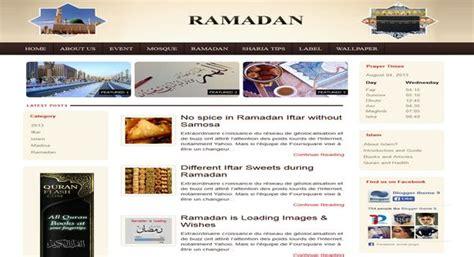 islamic templates for blogger ramadan islamic blogger template free graphics free