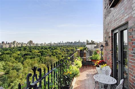 Apartment In Park 5th Ave Penthouse For Rent With Amazing Central Park Views