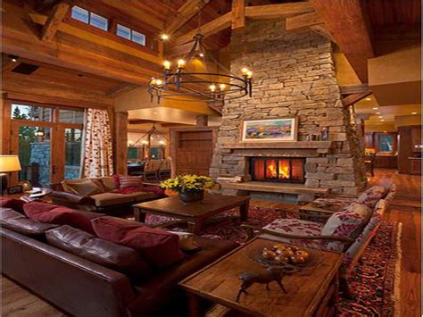rustic home decorating ideas living room large rustic living room ideas rustic design living room