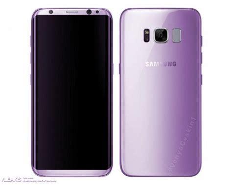 Samsung S8 Gsmarena Samsung Galaxy S8 Amethyst Color Confirmed Gsmarena News