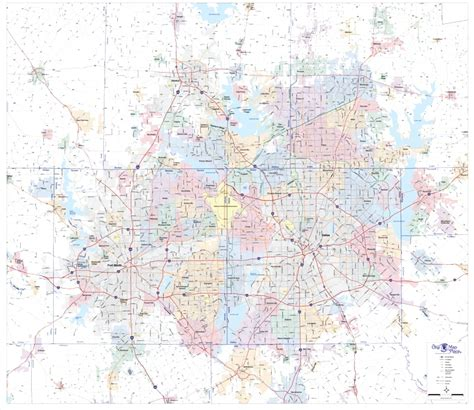 zip code map dallas zip code map dallas metroplex pictures to pin on pinsdaddy