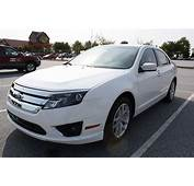 2012 Ford Fusion Sedan – Pictures Information And Specs