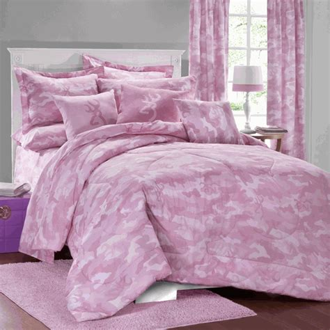 browning buckmark pink camouflage twin bedding twin size