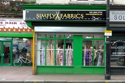 Nearest Upholstery Shop by Tilly And The Buttons Fabric Shopping In