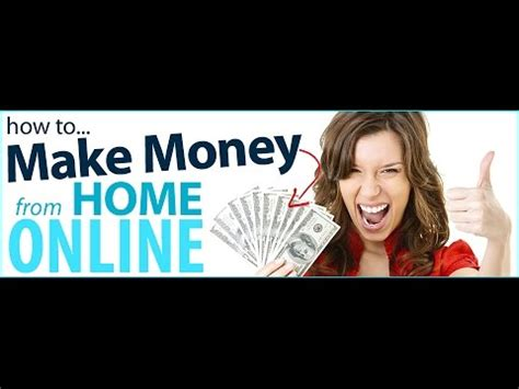 How To Make Money Fast And Easy Online - how to make money fast easy online without investment youtube