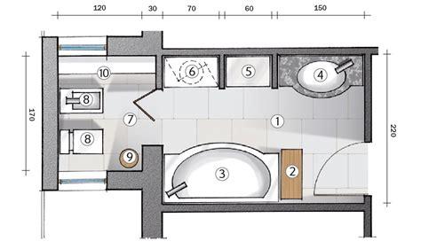 bagni di casa da corridoio a bagno progetto in pianta cose di casa