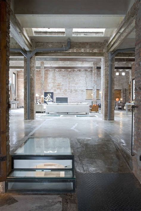 loft industrial industrial loft from an old printing press by minim barcelona
