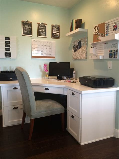 Corner Kitchen Desk 1000 Ideas About Kitchen Desk Organization On Pinterest Kitchen Office Nook Desk Nook And