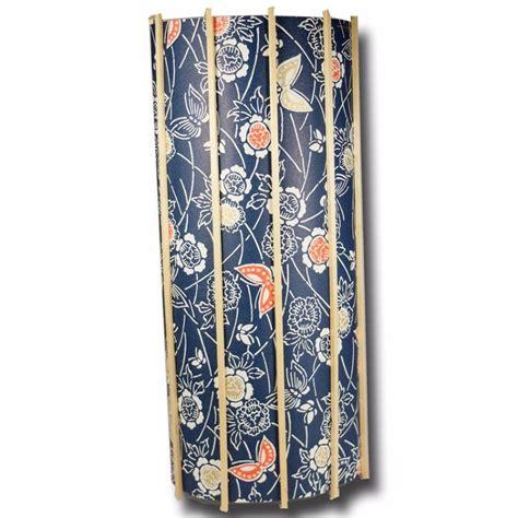 Abat Jour Japonais by Abat Jour Japonais En Papier Washi Bleu