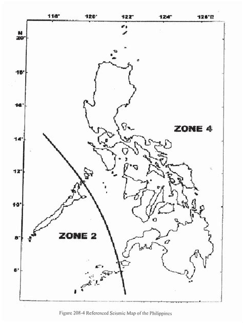 earthquake zone 2 philippines