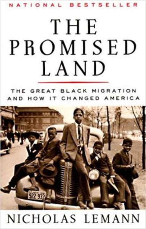 a promised books the promised land the great black migration and how it