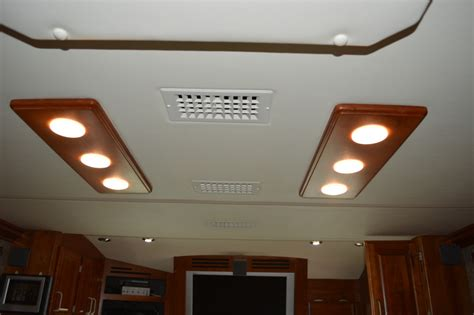 rv pendant light fixtures light boards rv renovations by classic coach works