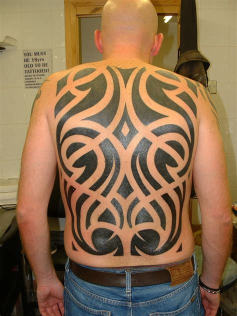 tattoo back man tribal 100 best tattoo designs for men in 2015