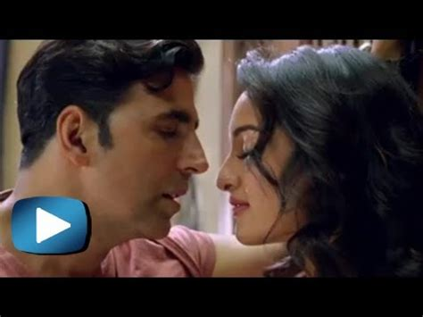 vidio film india hot youtube holiday movie trailer review sonakshi sinha hot kissing