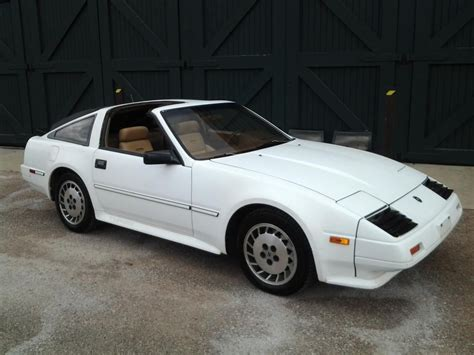 1986 nissan 300zx t top turbo no reserve classic