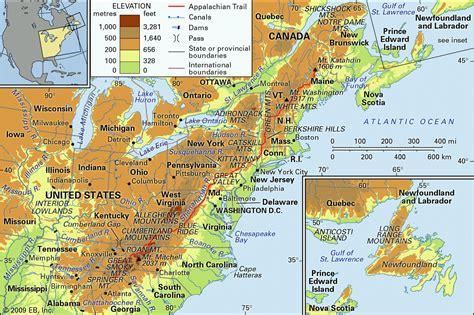 appalachian mountains search maps