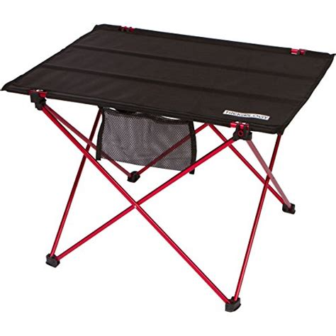 compact portable table trekology ultralight cing picnic table portable