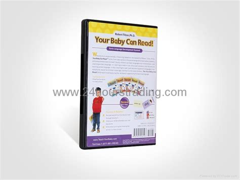 Baby Early Learning Card 1 Set your baby can read 5 dvd cards baby early learning early education dvd set 5dvd 50 cards