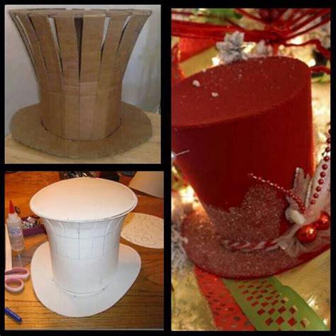 ideas para hacer un sombrero de bomberos sombrero navide 241 o navidad pinterest navidad