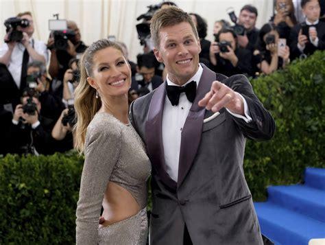 New Alert Gisele Bundchen And Tom Brady by Tom Brady S Says He Had A Concussion Last Season