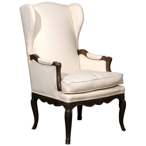 french wingback chair early 18th century french wingback chair for sale at 1stdibs