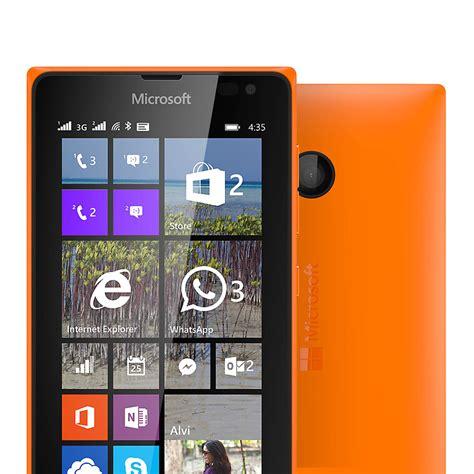 Microsoft Nokia Lumia 435 microsoft lumia 435 sim smartphones microsoft