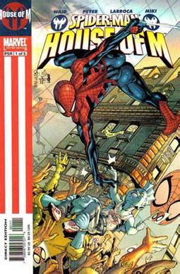 house of m spider man spider man house of m wikipedia