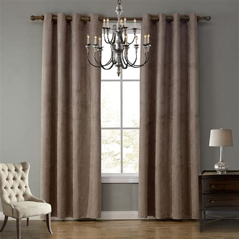 blackout curtains room solid window curtains 6 colors blackout curtain for living room room with ring 1piece free