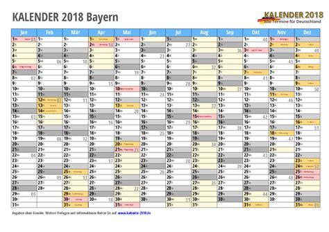 Kalender 2018 Zum Ausdrucken Bayern Kalender 2018 Bayern Zum Ausdrucken 171 Kalender 2018
