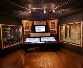 Home Studio Wall Design by Acoustical Soundproof Windows High Performance