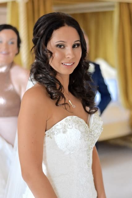 Wedding Hair And Makeup Colchester by Wedding Hair And Makeup At Gosfield Essex Wedding