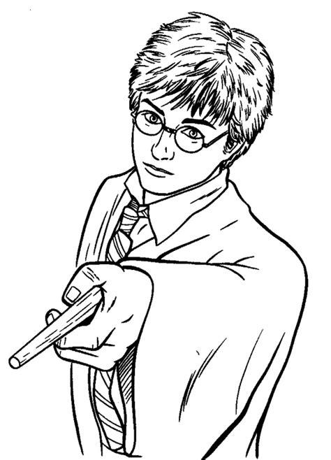 Coloriages à imprimer : Harry Potter, numéro : 672644