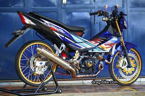 Shock Ohlins Sonic 150 R 40 foto gambar modifikasi motor sonic racing